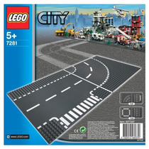 Lego City: Base Calle (7281)