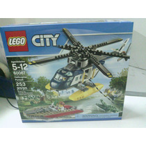 Lego City Helicopter Pursuit 60067 Envio Sin Cargo Caba