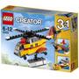 Lego 31029 Creator 3 En 1 Helicoptero C Mercancia Bunny Toys