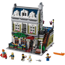 Lego City 10243 Restaurant De Paris 2014 Nuevo Exclusivo!
