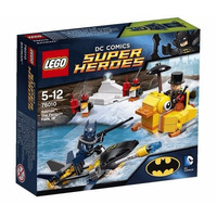 Lego Super Heroes Dc Batman 76010 Original