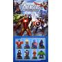 Super Heroes Los Vengadores Tipo Lego X 8 Heroes Avengers !
