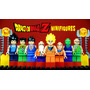 Dragon Ball Z Super Nirvana Simil Tipo Lego X 8 Oferta !!!!