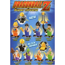 Dragon Ball Z Super Nirvana Simil Compatible Lego X 8 Oferta