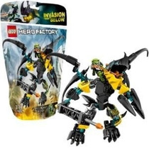 Lego Hero Factory Flyer Beast Vs. Breez - 44020 Liquidacion