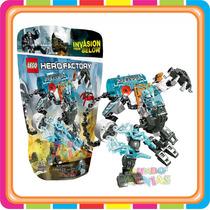 Lego Hero Factory 44017 44025 44026 44027 - Mundo Manias