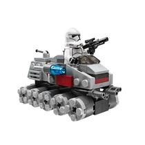 Juguete Para Armar Lego 75028 Clone Turbo Tank