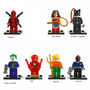 Minifiguras Super Heroes