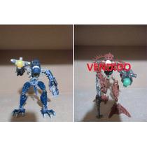 Lego Bionicles: Piraka, Mahri, Mistika, Inika