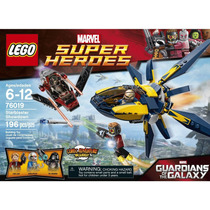 Lego Super Heroes 76019. Starblaster Showdown. Nuevo