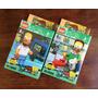 Minifiguras Jlb - De Homero Y Ned Flanders