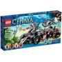 Juego Lego Para Armar Guarida De Combate Worriz 70009