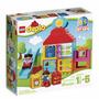 Lego Duplo Casa #10616. De 1 1/2 A 5 Años. En Caja