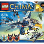 Lego 70003 Chima Leyendas Lobo Bestia Jugueteria Bunny Toys