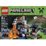 Lego Minecraft 21113. La Cueva Nuevo Caja Cerrada