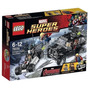 Lego Super Heroes 76030. Avengers Hydra Showdown. Nuevo