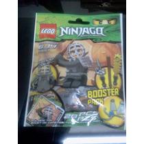 Lego Ninjago 28 Piezas Nuevo, Cerrado 9552 Y 9551