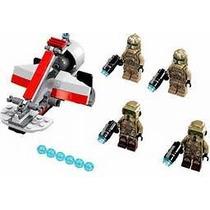 Lego 75035 Star Wars Kashyyyk Troopers 4 Figuras Original !!