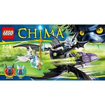 Juguete Para Armar Lego 70128 Braptor
