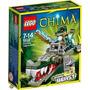 Lego Chima 70126 - Crocodile Legend Beast