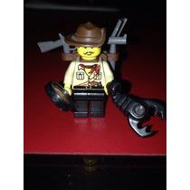Lego Minifigura Jhonny Thunder