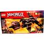 Lego Ninjago 70747: La Brise-rochers/ Destructor De Roca !