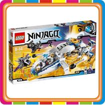 Lego Ninjago 70724 - El Ninjacóptero - Mundo Manias
