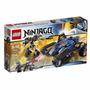 Juego Para Armar Lego Ninjago Thunder Raider 70723