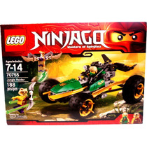 Lego Ninjago 70755: Jungle Raider - Minijuegosnet