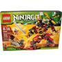 Lego Ninjago Samurai Mech + 2 Figuras Samurai X 452 Piezas!