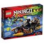 Lego Ninjago Spinjitzu Blaster Bike Moto Artillera Original