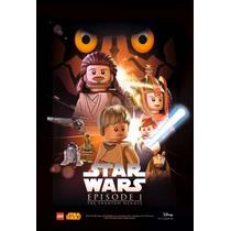 Lego Star Wars, Laminas En Bastidor O Chapa. Cuadros