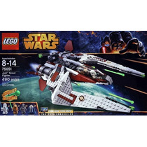 Lego Star Wars 75051 Jedi Scout Fighter.
