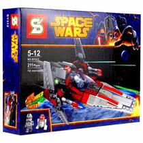 Nave Star Wars Interceptor Linea Space Wars