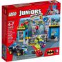Lego Juniors 10672 Batman Defensa De La Baticueva