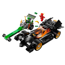 Lego 76012 Batman The Riddler Chase Acertijo Joker Guason Dc