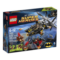 Lego Batman Super Heroes 76011 Dc Comics Original