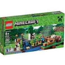 Lego Minecraft Farms 21114 - Originales 100 %