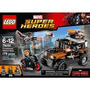 Lego Marvel 76050 Civil War Crossbones Hazard Heist