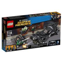Lego Dc Comics 76045 Intercepcion De Kriptonita Original