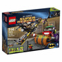 Lego 76013 Super Heroes Batman Aplanadora Guason Mundomanias
