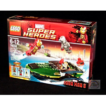 Lego 76006 Super Heroes Iron Man Extremis Sea Port Battle