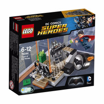 Lego Dc Comics Super Heroes 76044 Original