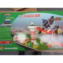 Mis Ladrillos 408 Piezas Avanzado -puerto -aeroclub -con Cd