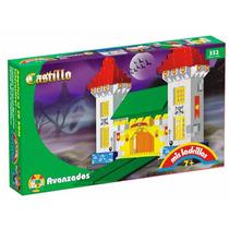 Juego Mis Ladrillos Castillo Estación De Servicio 332 Piezas