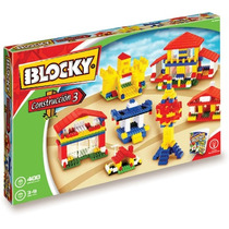 Blocky Bloque Ladrillo Construccion 3 400pz/ Open-toys Avell