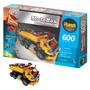 Rasti Motobox Camion Minero 600 Piezas 3 En 1 - Mundo Manias