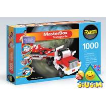 Rasti Masterbox 1000 Pzas.transporte 4 Mod. Miralo En Jiujim