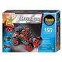 Rasti Motobox Arenero Con Motor 150 Piezas 1121 Original!!