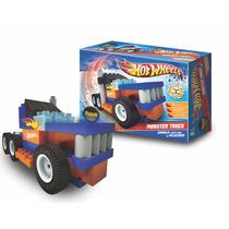 Rasti Hot Wheels Monster Truck Para Armar Autos Mundo Manias